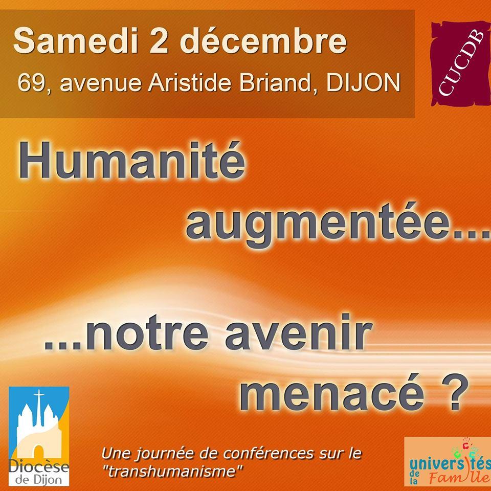 6èmes Universités de la Famille – 02/12/2017