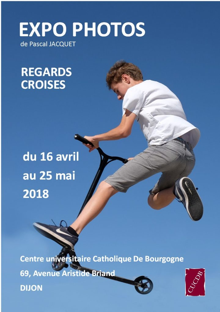 Affiche expo REGARDS CROISES cucdb v2