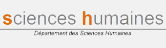 Sciences Humaines - Formation CUCDB