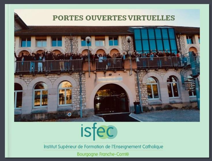 Visite virtuelle ISFEC 2020